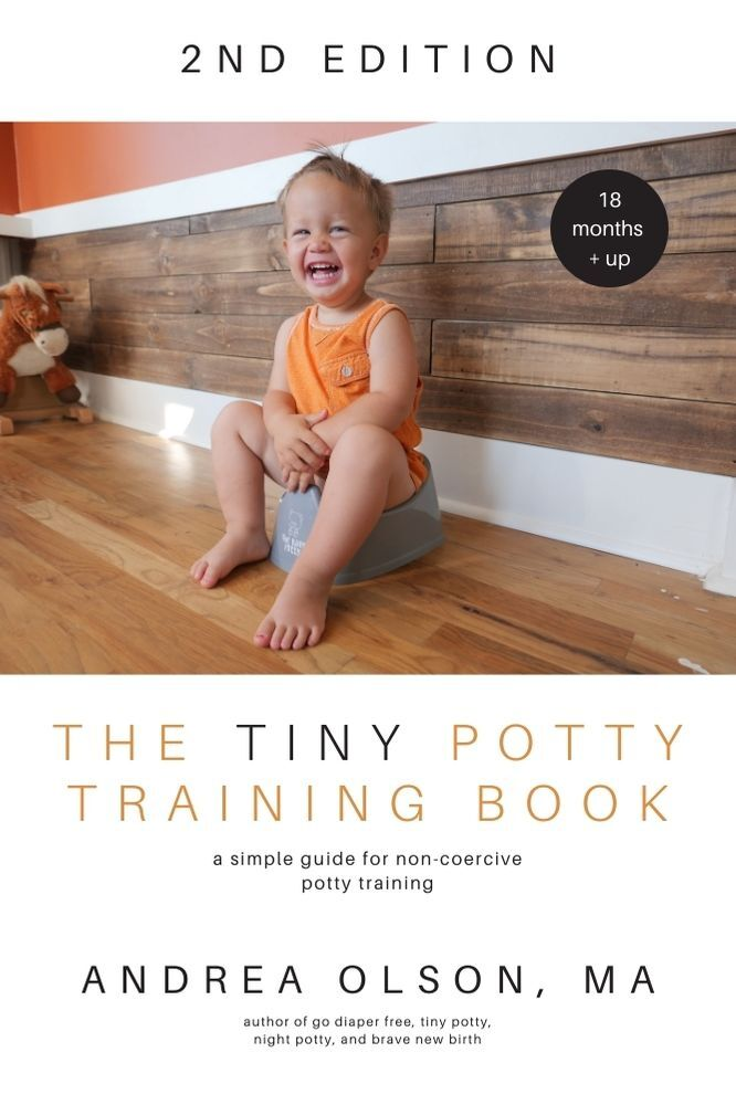 Tiny Potty Training Book edition 2 2021 Flat Web